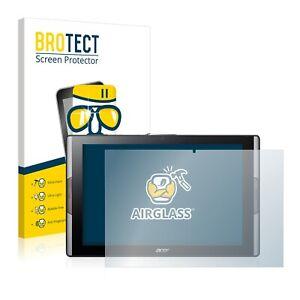 Protection Ecran pour Acer Iconia Tab 10 A3-A50 Vitre Film Verre