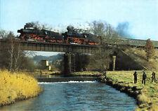 AK, Nossen, Brücke über die Freiberger Mulde bei Nossen, erbaut 1938, 1988
