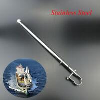 "2 per pack Taylor Boat Marine Rail Mount Fender Line Clips For 7//8/"" Rail"