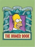 The Homer Book (Simpsons Library of Wisdom) by Matt Groening