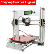 2017 GEEETECH Aluminum 3d printer kits Prusa I3 DIY strong frame USA warehouse