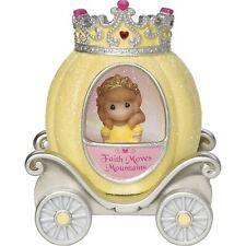 Precious Moments Princess Carriage Girls Nightlight Led Light-Up Faith Figurine
