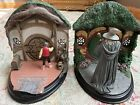 Sideshow WETA Lord Of The Rings No Admittance Bookends