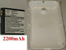 Coque Blanche + Batterie 2200mAh type HB5K1H Pour Huawei Sonic