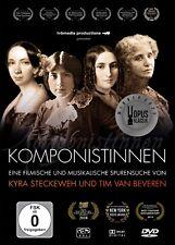 DVD »KOMPONISTINNEN« (OPUS Klassik 2020 Preisträger) NEU - Originalverpackt