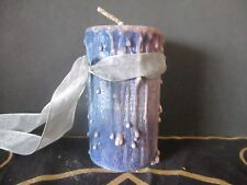 Water Element Candle ~ Witchcraft Candle ~ Wicca Spell Candle ~ Witchcraft Suppl