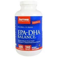 EPA-DHA Balance (240 Softgels) - Jarrow Formulas