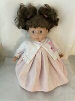 "MADAME ALEXANDER Sweet Sara Doll Brunette 18"""