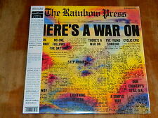 THE RAINBOW PRESS - There's A War On (1968) / Re. Out.Sider / Vinyl LP-Sealed