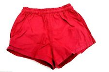 Vtg Catalina 1950s 60s Swim Suit Trunks Red Boys Childs Sz 2