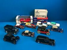 Lot of 13 Vintage Diecast Cars Maisto International Cooper Tires Collectibles