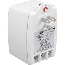 MGT-2450 AC 24V Transformer 50VA Plug in adapter for ALARM SECURITY ETC UL CE
