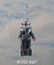 Robot B-9 Classic TV Show Lost in Space Ship Custom Christmas Ornament Adorno