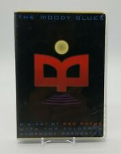 DVD: The Moody Blues -A Night at Red Rocks with Colorado Symphony Orchestra 1992