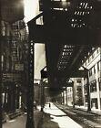 "NYC ""El"" Railroad 2nd & 3rd Av Lines Pearl St 1936 Abbott Vintage Photo Reprint"