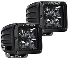 Rigid Industries 202213BLK D-Series PRO Midnight Edition Spot Optics