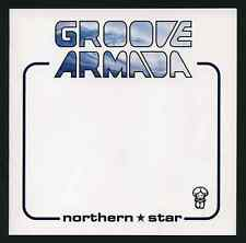 GROOVE ARMADA - Northern Star - CD ALBUM - Andy Cato - TOM FINDLAY - Electronica