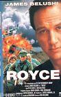 ROYCE (1994) VHS RCS Video - James Belushi Rod Holcomb VHS ex noleggio CULT