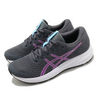 Asics Patriot 12 Grey Purple White Women Running Shoes Sneakers 1012A705-023