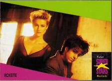 1991 Pro Set MusiCards UK #117 Roxette
