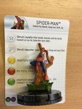 Heroclix Marvel 10TH Aniversario Spider-Man #024 Sr Chase