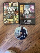 Gta Grand Theft Auto San Andreas PC Dvd-rom VF Complete