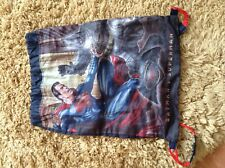 batman v spiderman PE / swim bag, smoke and pet free home