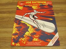 JOE SATRIANI Surfing With The Alien Guitar Tab Song Book
