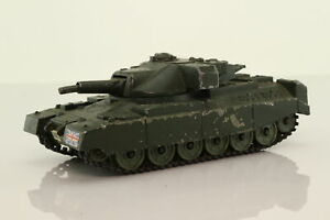 Corgi Toys C903; Chieftain Medium Tank; Military Green; V Good Unboxed