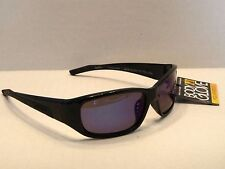BODY GLOVE MOBIUS BLACK RV POLARIZED SUNGLASSES FISHING SURF SQUARE WRAP 3-1166