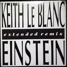 """KEITH LE BLANC - EINSTEIN 12"""" SINGLE CANADIAN PRESSING"""