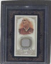 BOB BOBBY HURLEY SR. 2012 TOPPS ALLEN & GINTER RELIC COACH CARD JERSEY