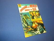 AROUND THE WORLD UNDER THE SEA 12-030-612 DELL COMICS movie classic 1966