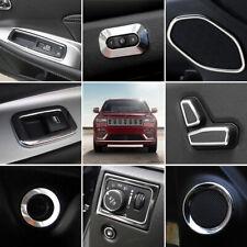 For Jeep Grand Cherokee 2011-2018 Car Interior Decor Full Kit Accessories 18PCS