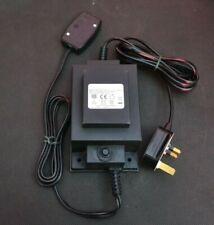 TDC POWER TRANSFORMER / AC-AC ADAPTOR WITH LEAD CONNECTOR DB-150-12 (T109)