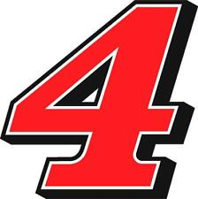 New for 2019 #4 Kevin Harvick Racing Sticker Decal SM-XL various colors