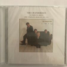 The cranberries no need to argue cd 18 titres neuf sous blister