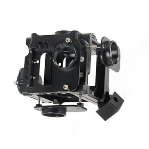 BGNING Aluminum Panoramic Bracket 6 Positions 360 720 Degrees VR Stand For GoPro