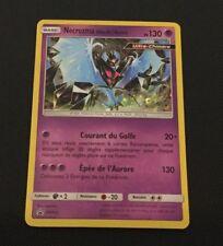 Carte Pokémon SM123 - Necrozma Ailes de l'Aurore Black Star 130pv - SL7  Neuf VF