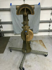 Antique Ship Helm Telemotor (Authentic Shipboard, No Wheel Included)