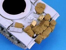 LEGEND PRODUCTION, LF1181, M60A1 Sandbag Armor/MRE Box set, 1:35