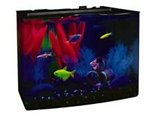 Glofish aquarium kit 3 Gallon With Blue Light