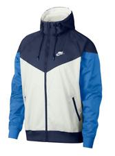 NIKE Sportswear Mesh-Lined Windrunner Jacket w/ Vented Back Yoke, M - ($100)
