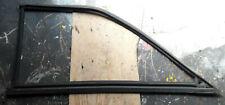 Goma ventanilla trasera izquierda cristal Audi Coupe B3 B4