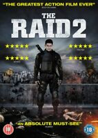 The Raid 2 DVD Nuevo DVD (MP1243D)