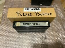 Neo Geo Mvs Puzzle Bobble Kit Matching vg cond Euro version