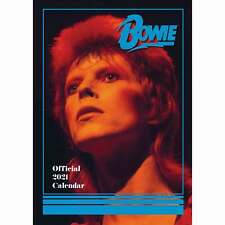 David Bowie Official A3 Calendar 2021