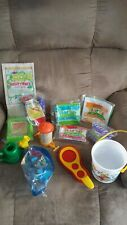 McDonald's 1991 1992 1993 Outdoor Fun Happy Meal Toys - Lot of 12