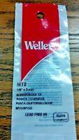 """WELLER, SOLDERING TIP, MT2, 1/8"""" X 3mm, (2) SCREWDRIVER TIPS"""