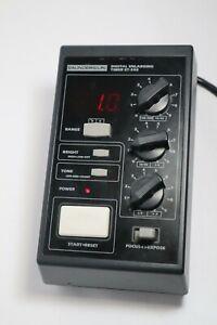 Saunders LPL ET-500 Digital Timer Darkroom Enlarger Photography Tested